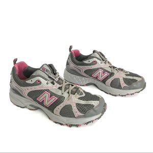 👗New Balance Trail Running Shoe Size 8